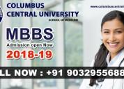Columbus central medical university - belize