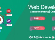 Php training in hyderabad with project