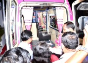 Mobile beauty parlour services at home, bhubaneswa