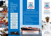 Join merchant navy for great career