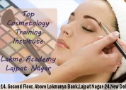 Top 10 cosmetology academy in delhi | lakme academ