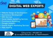 best web designing services in delhi
