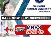 Mbbs admissions abroad