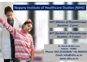 , physiotherapy course in kolkata, graduate course