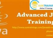Advanced online training in hyderabad