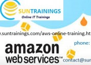 Aws online training in india