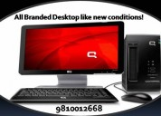 Second hand computers in delhi