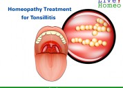 Tonsillitis homeopathy treatment