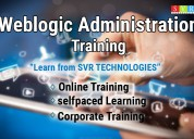 Weblogic administration online training