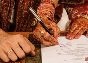 Free legal consultation for marriage registration