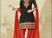 Get up to 80% off on patiala suits at mirraw only