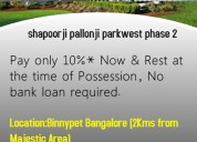 Shapoorji pallonji parkwest phase