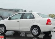 Hire etios one way cabs - outstation taxi bangalor