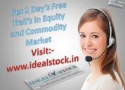 2 days free trial | intraday stock tips- ideal sto