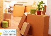 Reliable home shifting bangalore movers packers