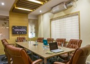 Instasquares | conference room booking | jayanagar