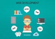 Best web development services in hyderabad