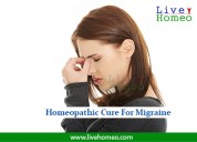 Homeopathy Treatment for a Migraine