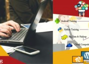 Best summer training institute in delhi|aptech jan
