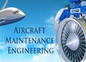 Aircraft maintenance engineering college in India