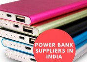 Power bank suppliers in india