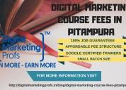 Digital marketing course fees in pitampura