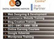 Best digital marketing course institute in faridab