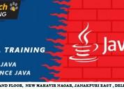 Top java training institute in delhi| aptech janak