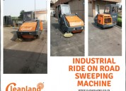 Industrial sweeping machine suppliers india