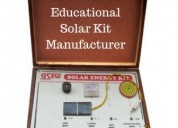 Educational solar kit manufacturers