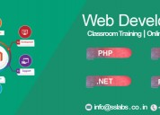 Php training in hyderabad