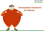 Obesity homeopathy treatment
