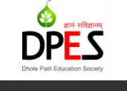 Top 10 best engineering colleges in pune-dpes