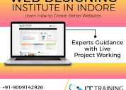 Web design training indore