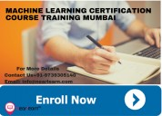Machine learning certification course mumbai