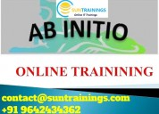 Ab nition online training in hyderabad,usa,uk.