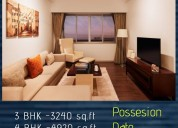 Peninsula heights at jp nagar 3,4 and 5 bhk apartm