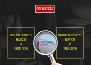 No.1 detective agency in delhi || cd