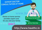 General physician service at home in hyderabad, on