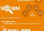 Seo / sem training
