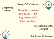 Ansys training in indore