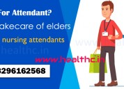 Patient care service in mumbai, elderly caretaker