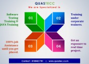 Quastecc @ thane - best software testing course