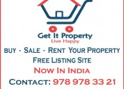 Buy sell rent lease your property – free listing a