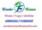Women fitness trichy