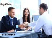 Best consultancy for college affiliation process.