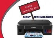 Signy technlogies - print managment solution - ren