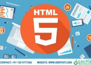 Affordable html5 web application development