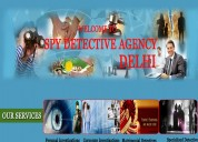 Best detective agency in delhi-india