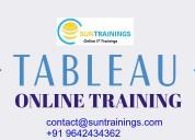 Tableau online training in  hyderabad/tableau online training in usa,uk,canada,dubai,india
